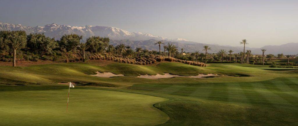 Fairmont Royal Palm Golf  & Country Club, Marrakesz