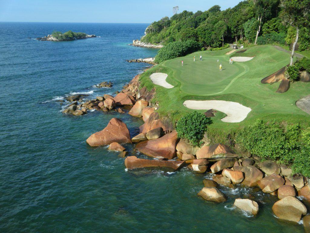 Ria Bintan Golf Club, Singapur