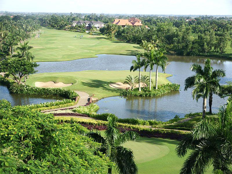 Pun Hlaing Golf Club, Mjanma (Birma)