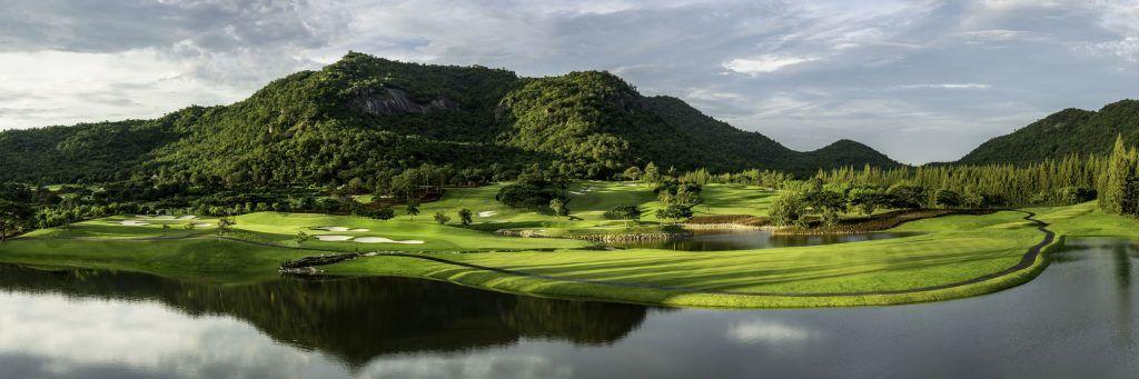 Black Mountain Golf Club, Hua Hin