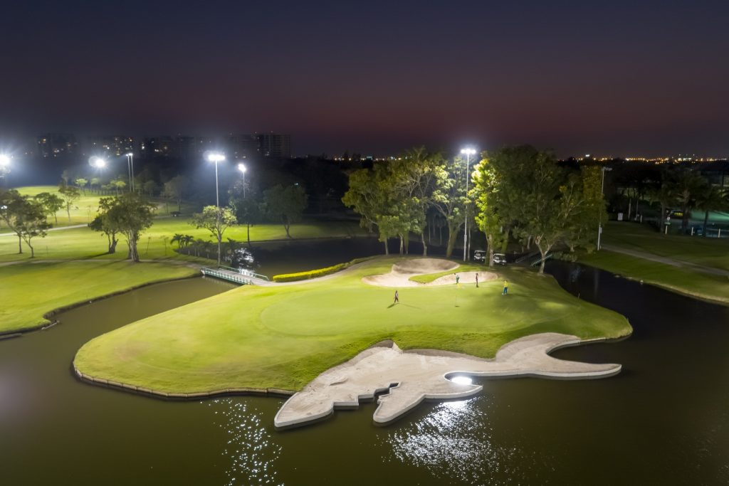 Thana City Golf and Country Club, Bangkok