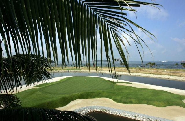 Sentosa Golf Club-Tanjong Course,Singapur
