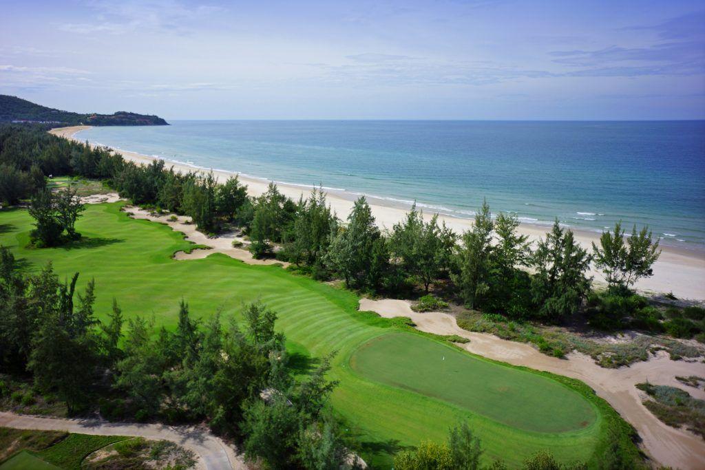 Laguna Lang Co Golf Club, Wietnam