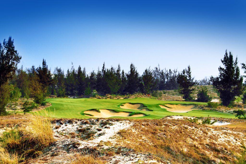 BRG Danang Golf Resort, Wietnam