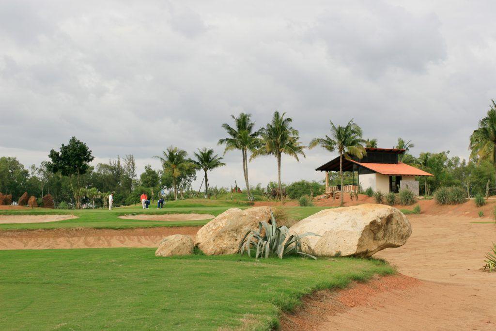 Song Be Golf Resort, Wietnam