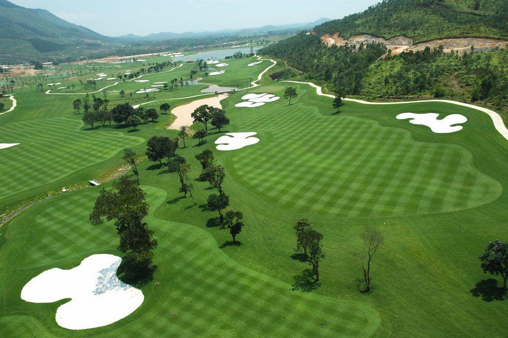 Tam Dao Golf Resort , Wietnam