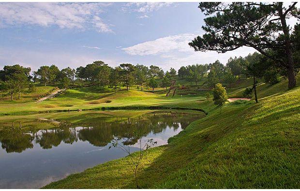 Dalat Palace Golf Club,Wietnam