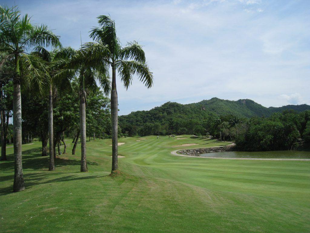 Royal Ratchaburi Golf Club, Kanchanaburi